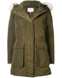 Peuterey - Padded Hooded Parka - Lyst