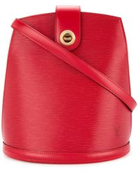 Louis Vuitton - Bolso Epi Cluny - Lyst