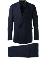 Cerruti 1881 - Double-breasted Suit - Lyst