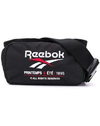 Reebok - Embroidered Logo Belt Bag - Lyst