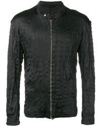 Issey Miyake - Textured Jacket - Lyst