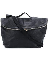 Guidi - Large Messenger Bag - Lyst