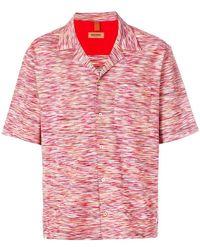 Missoni - Loose Fit Shirt - Lyst