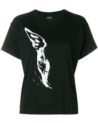 Marcelo Burlon - Cat Print T-shirt - Lyst