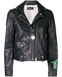 DIESEL - L-aimee Biker Jacket - Lyst