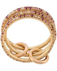 Spinelli Kilcollin - Aurora Rose Ring - Lyst