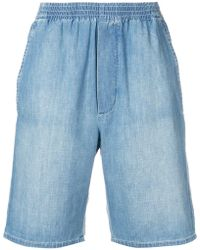 MM6 by Maison Martin Margiela - Knee-length Shorts - Lyst