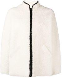Inès & Maréchal - Fur Jacket - Lyst