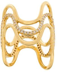 Maha Lozi - Rolling In The Deep Ring - Lyst