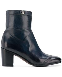 Alberto Fasciani - Windy Heeled Ankle Boots - Lyst