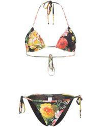 36ad9d965e86cb Dolce & Gabbana Swimwear, Bikinis & Swimsuits - Lyst