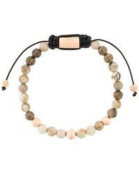 Northskull - Beaded Bracelet - Lyst