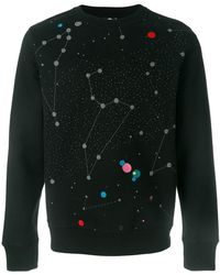 PS by Paul Smith - Constellation Sweatshirt - Lyst