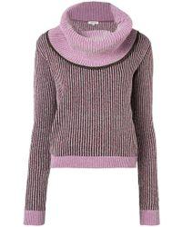 Manoush - Stripe Sweater - Lyst