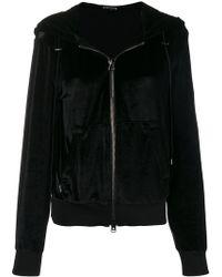 Tom Ford - Zipped Velvet Jacket - Lyst