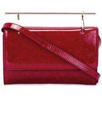 M2malletier - Handtasche in Lackleder-Optik - Lyst