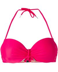 Marlies Dekkers - Musubi Plunge Bikini Top - Lyst