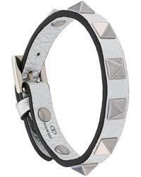 Valentino - Garavani Rockstud Bracelet - Lyst