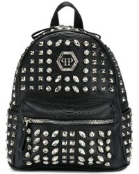 Philipp Plein | Large Zaino Backpack | Lyst