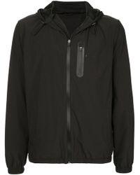 The Upside - Hooded Zipped Jacket - Lyst