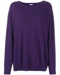 P.A.R.O.S.H. - Oversized Sweater - Lyst