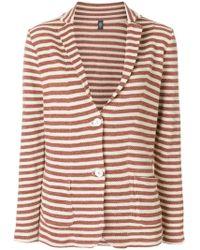 Eleventy - Striped Blazer - Lyst