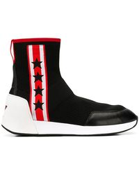 Ash - Sock-style Trainers - Lyst
