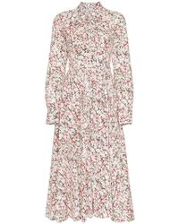 Rosie Assoulin - Marble Louise Bonnet Dress - Lyst
