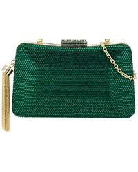 Serpui - Beaded Clutch Bag - Lyst