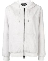 Tom Ford - Hooded Zipped Jacket - Lyst