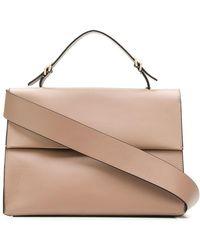 Calvin Klein - Foldover Tote Bag - Lyst