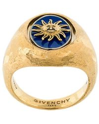 Givenchy - Sun Moon Ring - Lyst