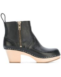 Swedish Hasbeens - 'emy' Boots - Lyst