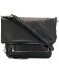 Rick Owens | Foldover Messenger Bag | Lyst
