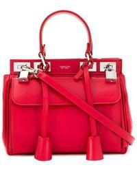 Giambattista Valli Flore Small Tote Bag - Red