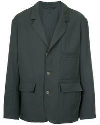 Lemaire - Classic Fitted Blazer - Lyst