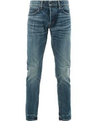 Mastercraft Union - Scott Slim-fit Jeans - Lyst