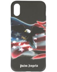 Palm Angels - Eagle Print Iphone X Cover - Lyst