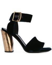 Jil Sander - Ankle Strap Sandals - Lyst