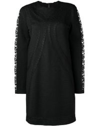 Ermanno Scervino - Lace Detailing Dress - Lyst