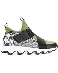 Sorel - Strap Detail Sneakers - Lyst