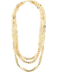 Wouters & Hendrix - Technofossils Chain Necklace - Lyst