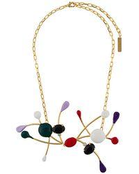 Marni - Enamel Detail Necklace - Lyst