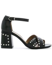 Sonia Rykiel | Crossover Stud Sandals | Lyst
