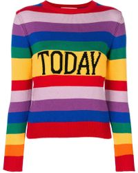 Alberta Ferretti | Today Jumper | Lyst