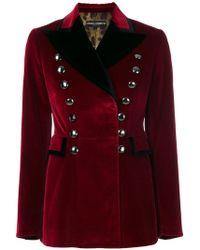 Dolce & Gabbana - Military Blazer - Lyst
