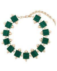 Eshvi - 'lava' Necklace - Lyst