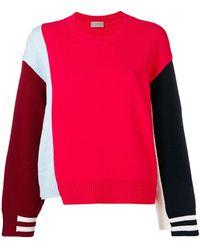 Mrz - Asymmetric Knitted Sweater - Lyst