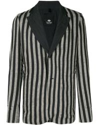 Tom Rebl - Striped Blazer - Lyst