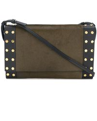 Isabel Marant - Nicia Pony Crossbody Bag - Lyst